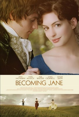 Portada Becoming Jane