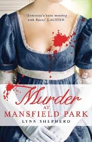 Crimen en Mansfield Park (2010) de Lynn Shepherd
